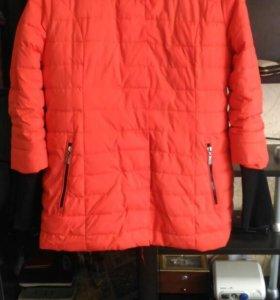 Куртка весна-осень,50размер