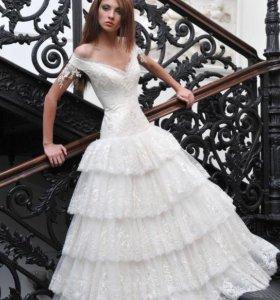 Платье свадебное Ярославна
