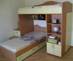 2ярусные кровати