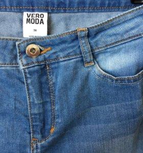 Джинсовая юбка Vero Moda р.38(EU)