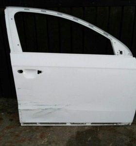Двери на VW b7