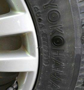 Колеса в сборе на VW B 7 или GOLF 4