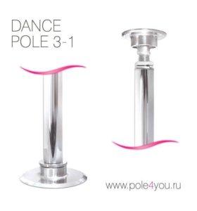 Пилон Pole4You POLE 3-1 статика/крутяшка