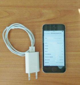 Iphone 5s (16gb, black)