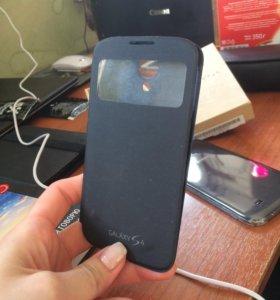 Оригинальный чехол Samsung Galaxy S4