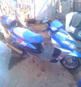 Скутер Motoland 50
