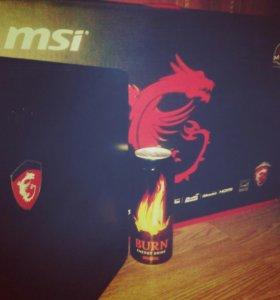 Ноутбук msi gl 72 6qf