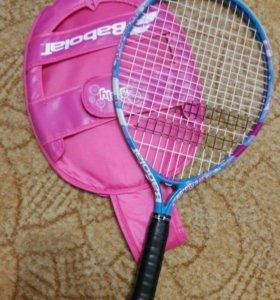 Ракетка для большого тенниса babolat fly 21