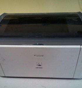 Принтер Canon Lbp2900
