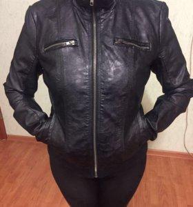 Куртка женская к/з новая
