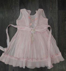 Платье (4-6л)