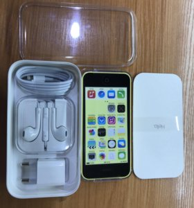 iPhone 5c (32) yellow
