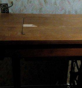 Ножная швейная машинка Tikka