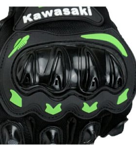 New Мото перчатки Kawasaki