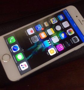 iPhone 6 16gb (серебро)