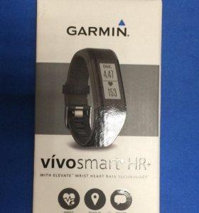 Garmin vivosmart HR+ умный браслет XL