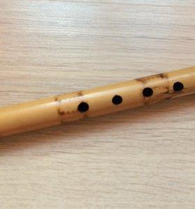 Дудочка бамбук