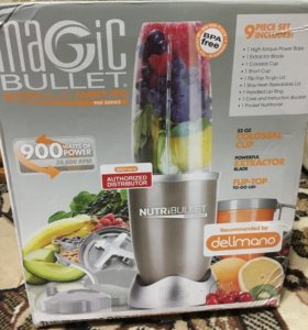 Супер блендер NutriBullet