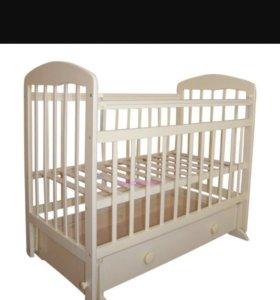 Кроватка детская Мой малыш