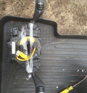 Шлейф airbag с переключателями форд фокус 2