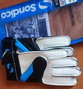 Перчатки детские вратаря