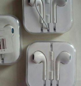 Гарнитура Apple Earpods AA