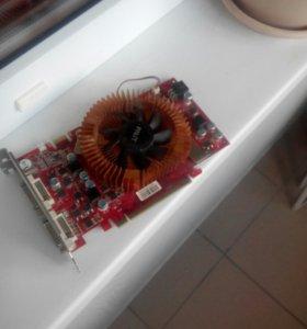 NVIDIA GeForce 9600 gt на запчасти