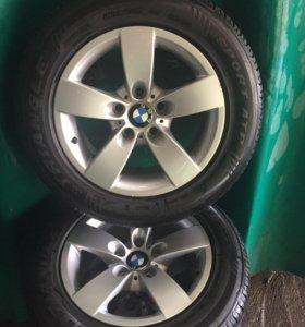 Колеса на BMW 5er E60