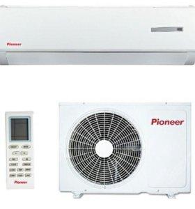 Lessar, Haier, Pioneer!!!