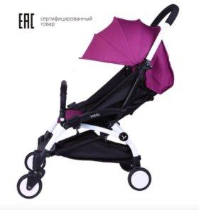 Детская коляска BabyTime. Аналог Yo Yo. Доставка