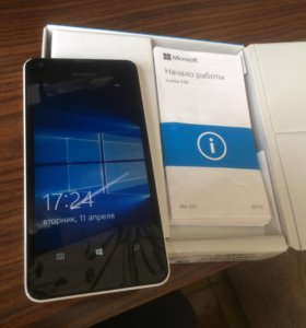 lumia 550 microsoft