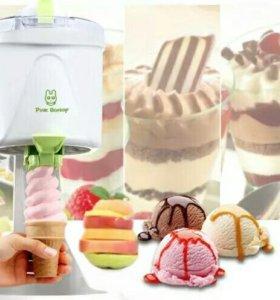 Машинка для приготовления мороженного