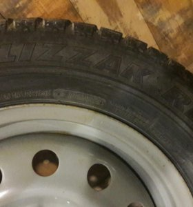 Зимние шины Липучка Bridgestone