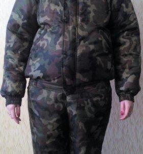 Костюм мужской зимний