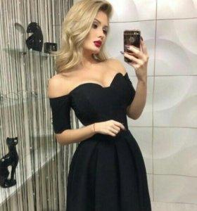 Новое платье корсет.