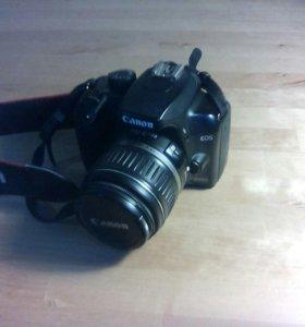 Canon 1000d eos efs 18-55mm kit