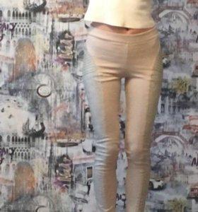 Джинсы брюки легинсы