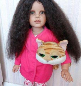 Виниловая лимитная кукла