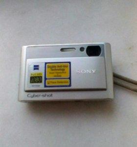 Фотоаппарат sony cybershot dsc t-20