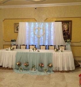 Свадьба оформление