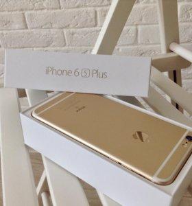 iPhone 6s Plus 128gb идеальный!