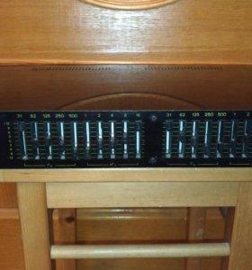 Эквалайзер Электроника Э-002 стерео