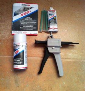 Набор для ремонта бамперов и обвесов автомобиля