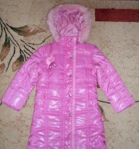 Новое пальто 104-110