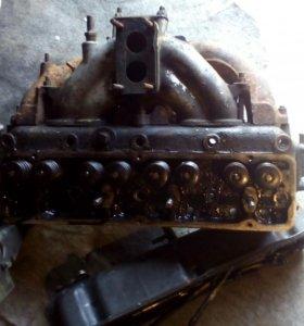 Головка двигателя 402