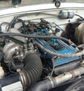 Двигатель ЗМЗ 406.инжектор