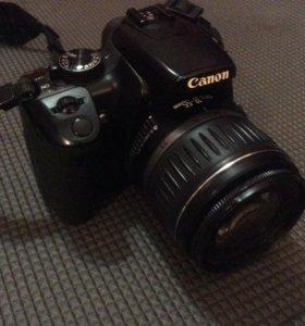 Фотоаппарат зеркальный Canon EOS 400D