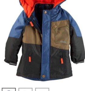 Новая куртка Osh Kosh
