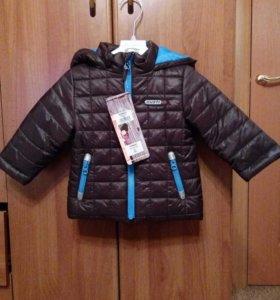 Новая куртка Gusti