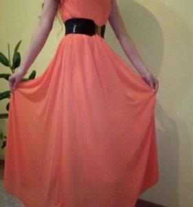 платье вечернее (новое)
